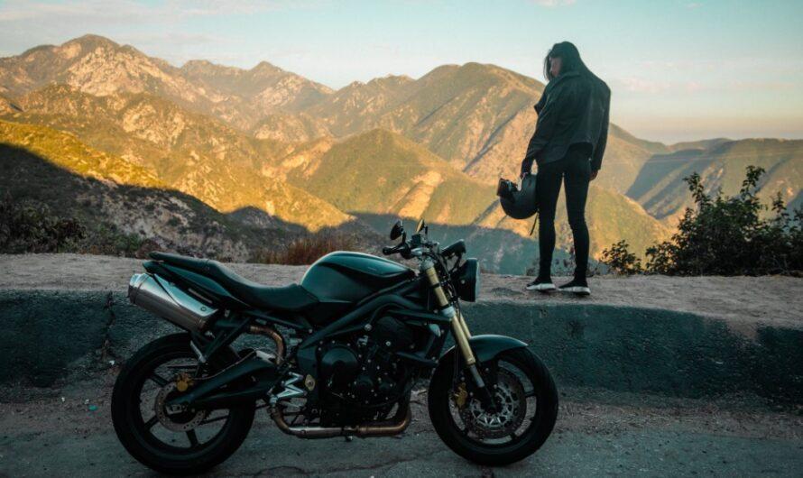 Sicherheit auf dem Motorrad – so können Sie sorgenfrei cruisen