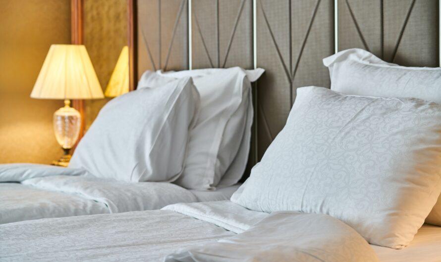 Wie im Hotel: Luxus im Schlafzimmer